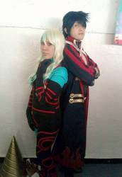 Nia and Simon - TTGL by Karyhina