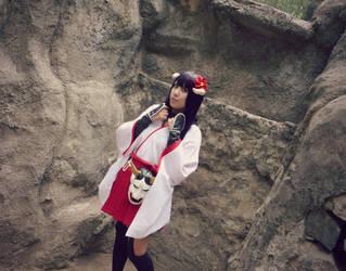 Ririchiyo Shirakiin by Karyhina