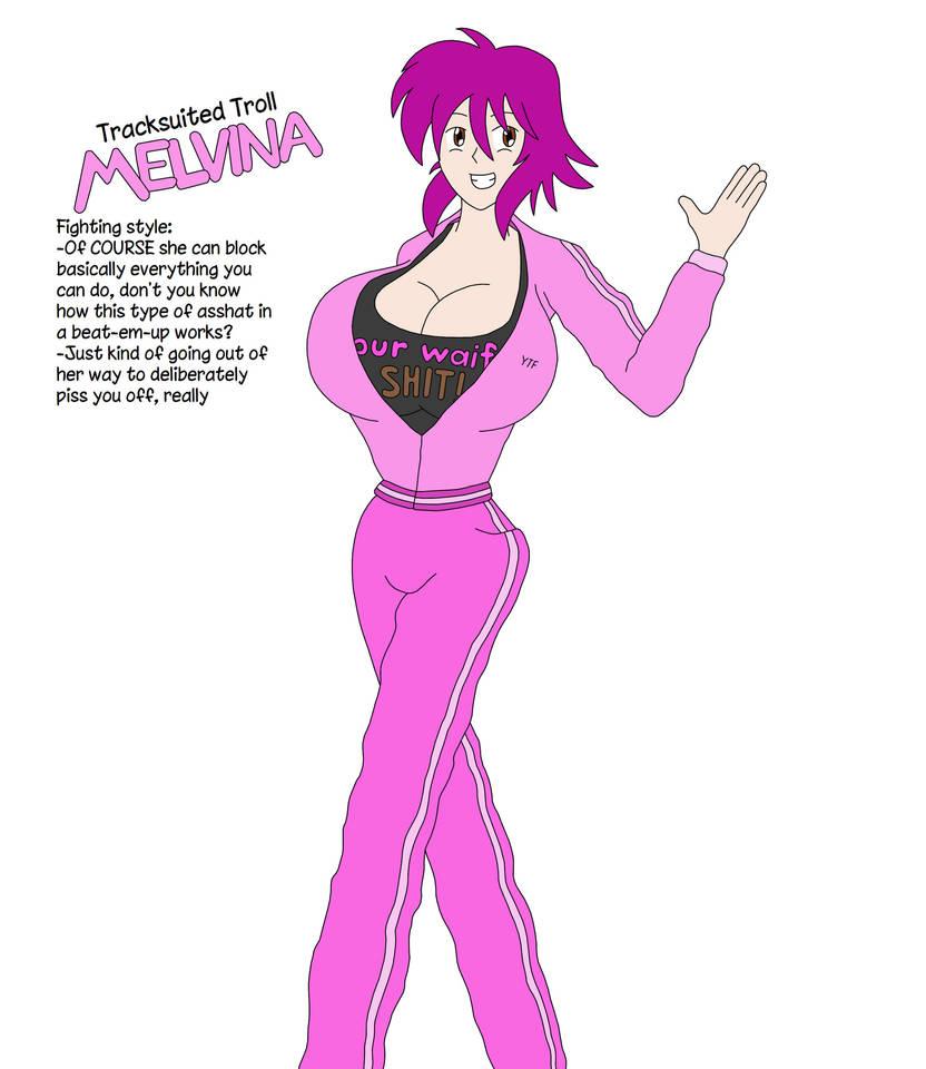 A Look At A Mook: Melvina by YukaTakeuchiFan