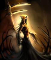 Grim Reaper by moni158