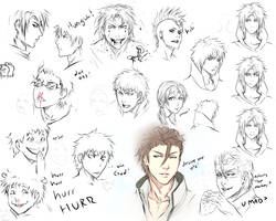 Drawing expressions by moni158