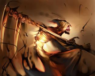 Prowling death... by moni158
