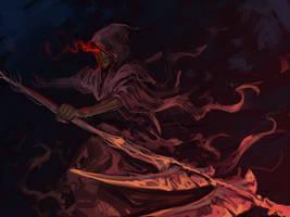Reaper design. by moni158
