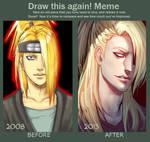 Draw this again meme by moni158