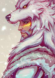 Woof by moni158