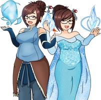 Mei Class Advancement by TempusSubsisto
