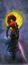 Star Wars: Darth Talon by TereseNielsen