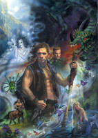 Xanth: The Quest for Magic by TereseNielsen