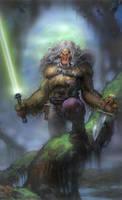 Star Wars: K'Kruhk by TereseNielsen