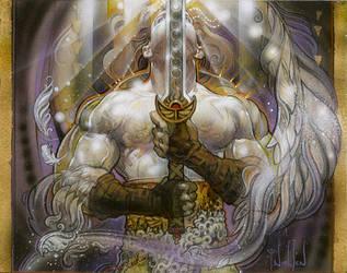 Holy Strength by TereseNielsen