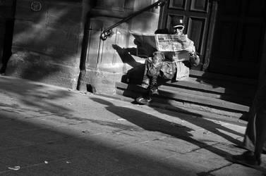 Shadow mystery by ahmetgormez