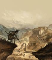 Snakeskin Pass by JonHodgson