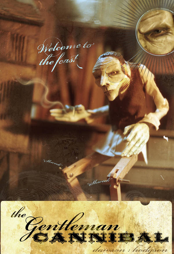 Gentleman Cannibal: Welcome by JonHodgson