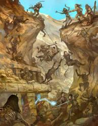 Anglerre Triple by JonHodgson