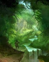 Pulp Adventure by JonHodgson
