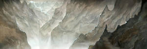 The Misty Mountains by JonHodgson