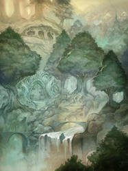 Elf Hall by JonHodgson