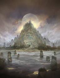 Monster Island by JonHodgson