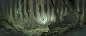 The Heart of Mirkwood by JonHodgson