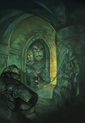 Creating a Dungeon by JonHodgson