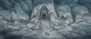 The Dimril Gate by JonHodgson