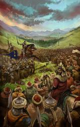 Vlad the Impaler by JonHodgson