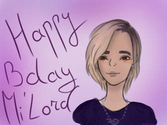 HAPPY BIRTHDAY SNAILORDS!! by AdismaTheDragon