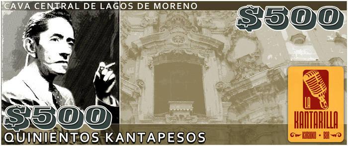 Kantapesos 500 by azidzero