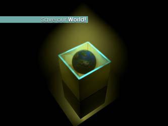 Save_our_World by azidzero