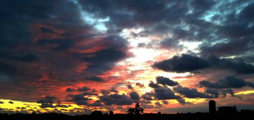 sunrise1 by omarkawe