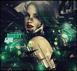 Robot girl by motoko-09