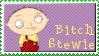 Bitch Stewie stamp by magical-bra