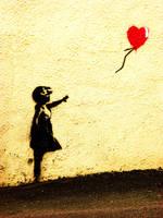 Heart floating away by SOpHiEsMaLlPeRsOn