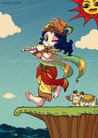 Krishna by Mahoro1046