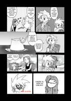A Leo le gusta el flan by Kibaro-Kun