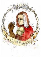 Jaqen H'ghar by Marina-Undina