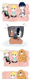 Horror Films by KagomeHikari