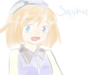 Sapphire Birch by iLuffMehh