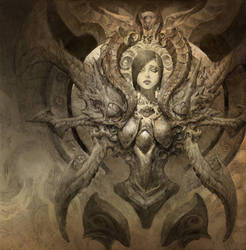 Ruan-jia-diablo-iii-book-of-tyrael by RuanJia