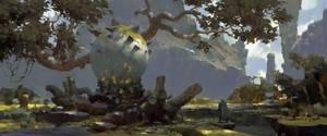 Ruan-jia-jungle-dragon-egg by RuanJia