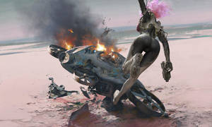 bomb by RuanJia