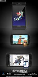 Fake Nintendo Large Screen by Disqua