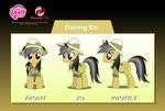 Daring Do Puppet Rigs v1.0 by Jordo76