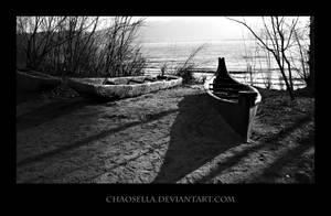 row row row you boat by Chaosella