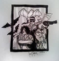 Bat Country by Chaosella