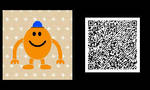 Freakyforms: Mr. Tickle QR Code by nintendolover2010