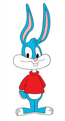 Buster Bunny by nintendolover2010