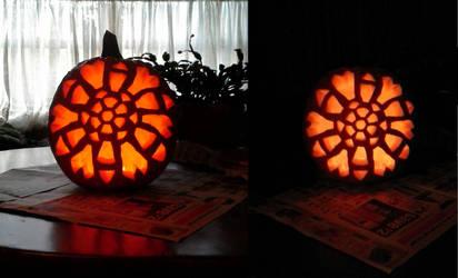 Pumpkin Bloom by Tsukiko-koe