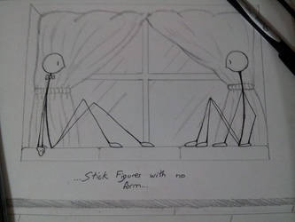 Stick Figures With no Forms by Unpredictable872
