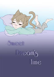 Sweet Dreams (without shadings) by Naruokami